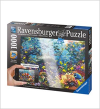 Ravensburger Augmented Reality Puzzles ($20)