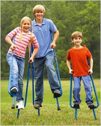 Super Fun Stilts ($48)