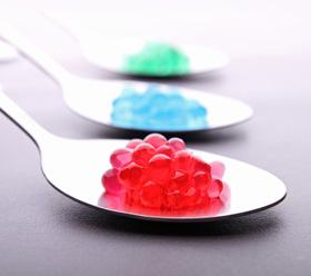 Fruit caviar