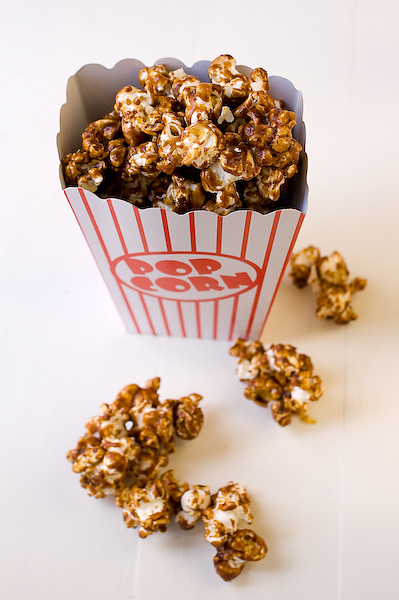Thanksgiving-inspired popcorn recipes