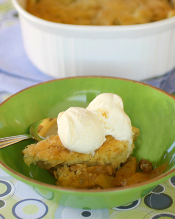 Fall for this cobbler!