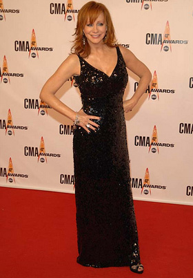 Reba McEntire -- 2009 CMA