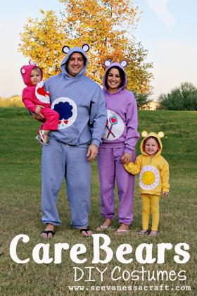 Care Bears Halloween costume