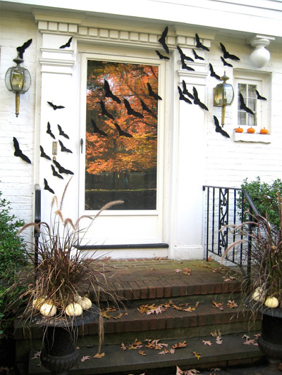 Easy ways to spook up your home!