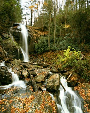 Helen, Georgia -- Anna Ruby Falls