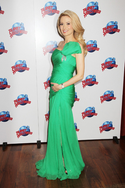 Pregnant Holly Madison