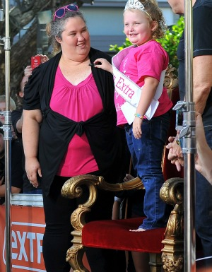 Here comes Honey Boo Boo's home makeover