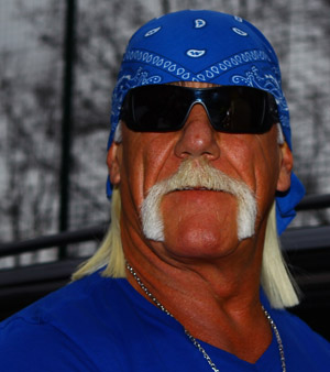 Hulk Hogan sex tape released