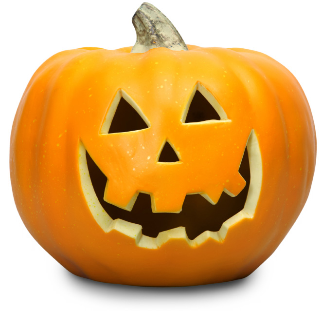 Free Halloween pumpkin carving design templates
