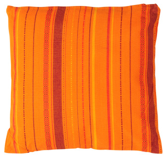 orange pillow