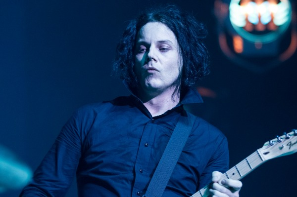 Jack White in concert, Lisbon, Portugal