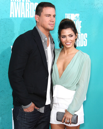 Jenna Dewan-Tatum and Channing Tatum