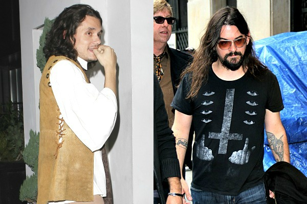 John Mayer, Shooter Jennings