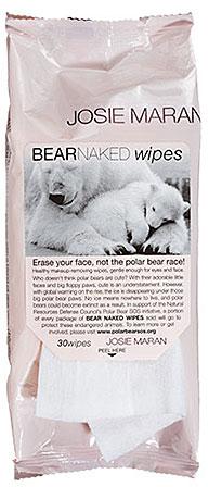 Josie Maran's Bear Naked Wipes