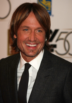 Keith Urban at the 50th Annual New York Film Festival