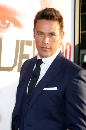 Kevin Alejandro at True Blood premiere