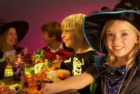 How to... Plan a kids Halloween party