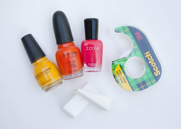 ombre nail supplies