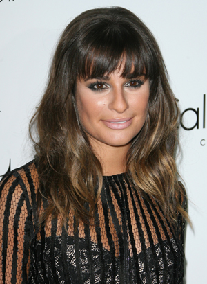 Lea Michele jokes about pregnancy rumors