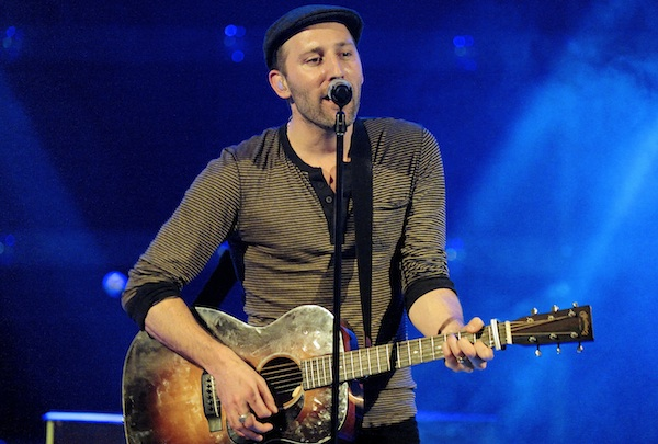 Mat Kearney on tour talks Young Love
