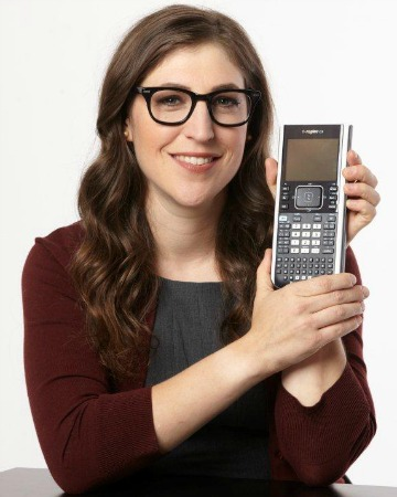 Mayim Bialik for TI