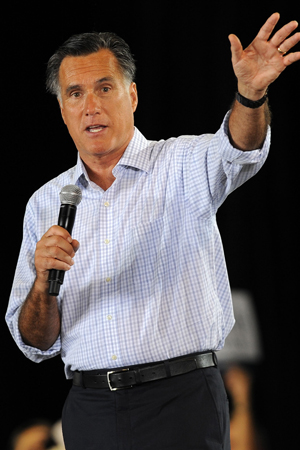 Romney debate comment gets parodied