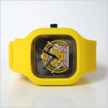 Look cool while you stay on time