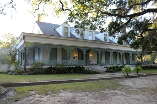 The Myrtles Plantation's Mystery Tours, St. Francisville, LA