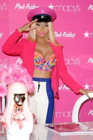 Nicki Minaj American Music Awards Nominees