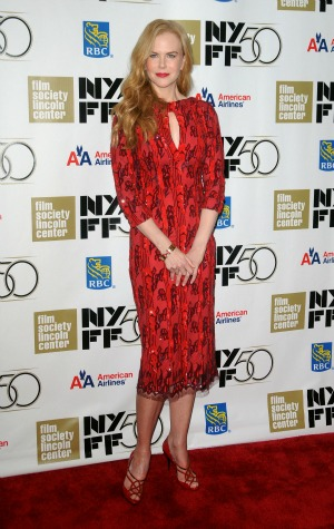 Nicole Kidman New York Film Festival