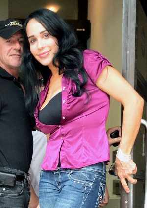 Nadya Suleman Octomom