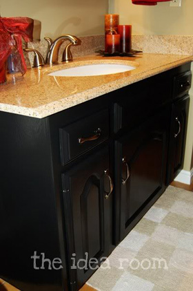 Our favorite bathroom update ideas for Bathroom cabinets update ideas