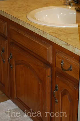 Favorite bathroom update ideas home ideas decoration for Bathroom cabinets update ideas