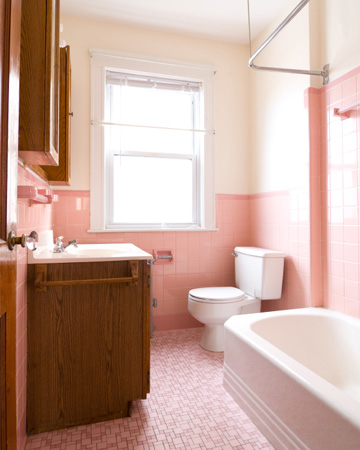 simple bathroom updates before and after