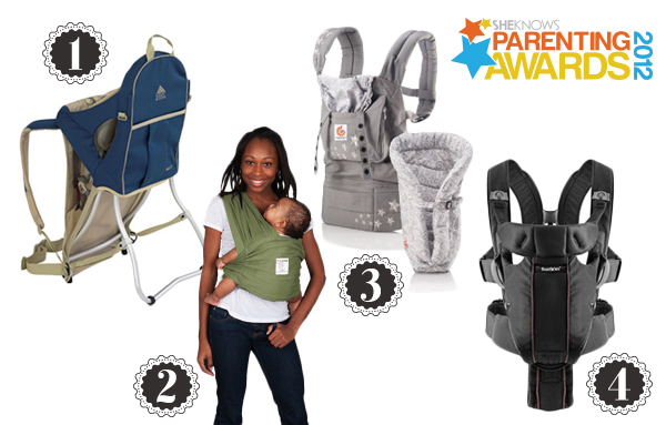 Parenting Awards baby carriers
