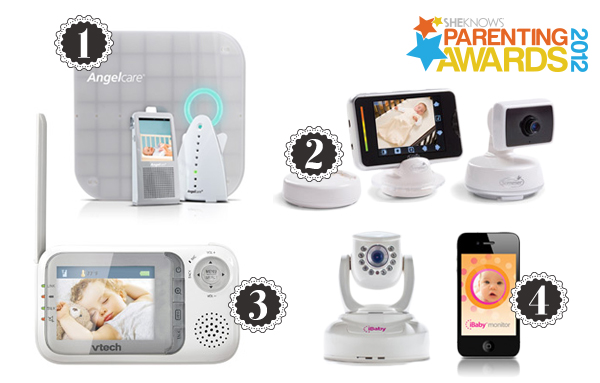 Parenting Awards baby monitors