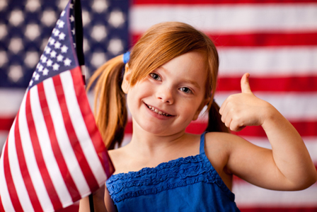Teach your child about Veterans Day