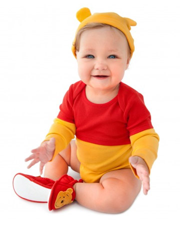 Adorable costumes for little ones