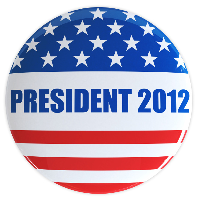 presidential pin