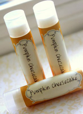 The Soapbox Company - Pumpkin Cheesecake Lip Balm