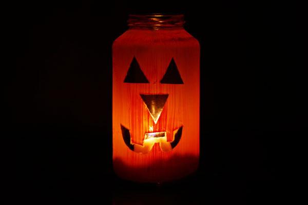 Spooky fun for little ones