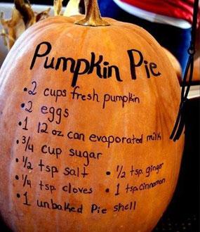 4 Super-creative pumpkin designs