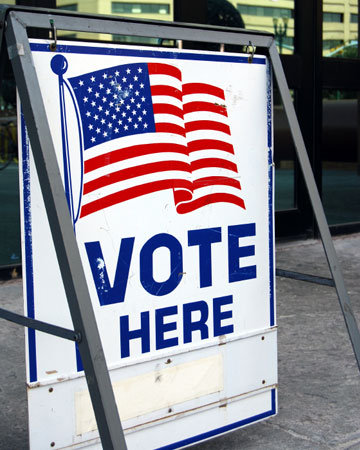 Why to take your kids to the polls