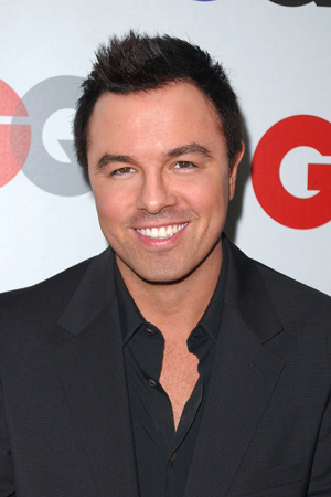 Seth MacFarlane tapped to host The Oscars
