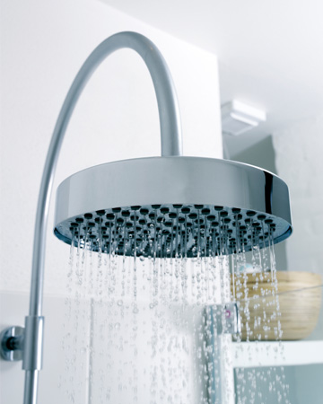 How to select a shower head