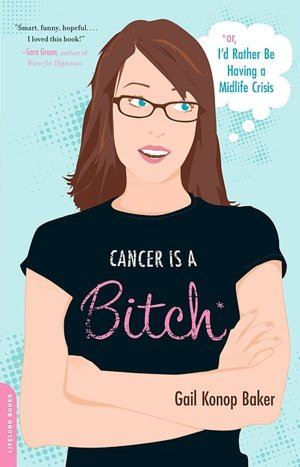 Cancer is a Bitch cover