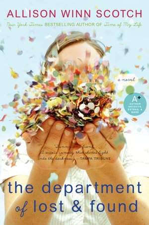 Department of Lost and Found cover