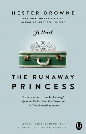 The Runaway Princess cover