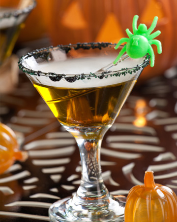 spooky halloween cocktail vert Female Domination Fat Boss Bitch