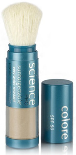 Sunforgettable Mineral Powder Brush SPF 50